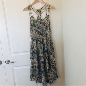 BCBGeneration Hi-Lo Strappy Dress